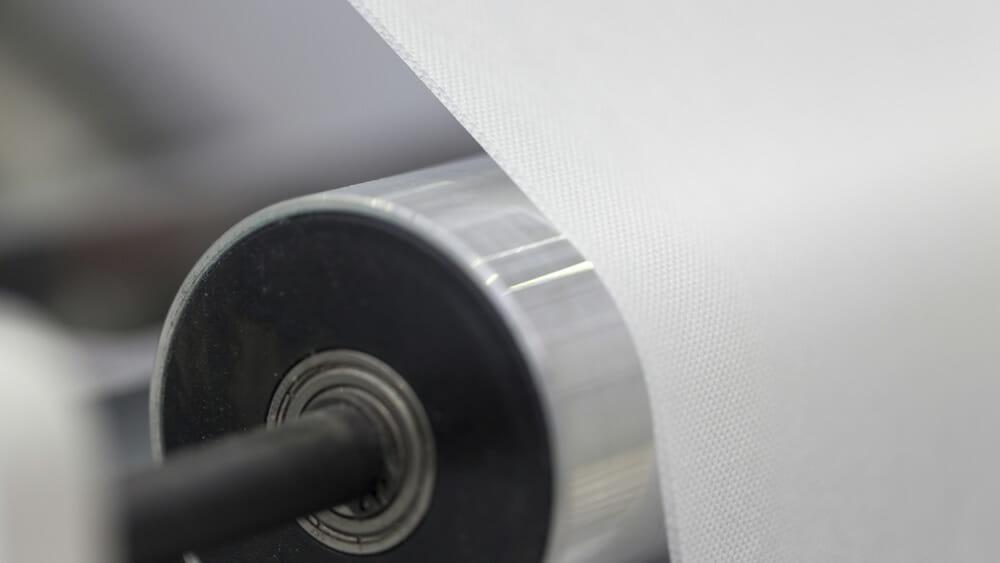 Walzen-Prüfstreifen für die Papier- und Folienindustrie